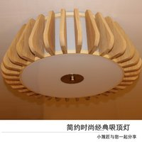 bamboo ceiling lamp - European and American style handmade bamboo ceiling lamps living room dining restaurant hotel creative lighting manufacturers wh
