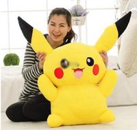 Wholesale 47 cm Huge Super Cute Giant Plush Pikachu Good Present for Kids