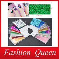 beauty craft supply - 50Designs Symphony Nail Foil Sticker Star Style Art Polish Transfer Decal DIY Beauty Craft Nail Decorations Supplies