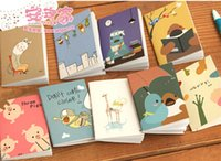 stationery and office supplies - 20 off Korea creative stationery cartoon k mini notebook diary book Scratch Pad learning and office supplies