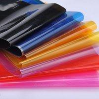 Wholesale 30cm x cm Styling Auto Car Smoke Fog Light Headlight Taillight Tint Vinyl Film Stickers J MHM481 M5