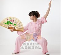 Wholesale clothing Taichi clothes and the best quality iron free Ya Xin Tai chi clothing and Western cotton