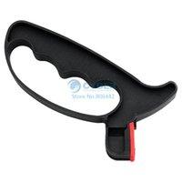 Wholesale 2 In Handheld Knife Grinder Slickers Scissors Blade Sharpener Sharpening Tool Perfect dropshipping B22