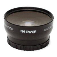 Wholesale Neewer mm Super X WIDE ANGLE Lens FOR NIKON D3000 D3100 D3200 D5000 D5100