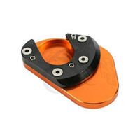 Wholesale 3 inch inch Motorcycle Side Kickstand Stand Extension Plate For KTM KTM KTM