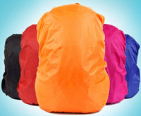 Wholesale Backpack Rain Cover Unisex Covers Outdoor Waterproof Climbing Hiking Travel Professional Shoulder Bag High Quality Slim Rainproof Nylon Dust
