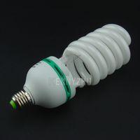 Wholesale Continous Lighting E27 W W W Photo Studio Bulb Video Light Daylight Lamp V K White for Softbox DSLR Camera Photography
