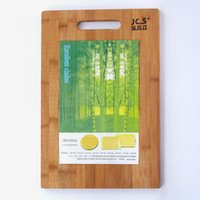 Cheap Free shipping, Eco-friendly antibiotic bamboo cutting board sink chopping block chopping board cutting board thickening