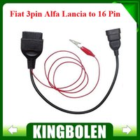 Wholesale 2015 Fiat pin Alfa Lancia to Pin Diagnostic Cable