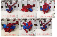 Wholesale New Popular Spiderman Cloth Iron On Patches Iron On Transfers Birthday Gift For DIY Accessory k1