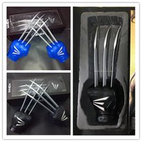 Wholesale Cool X man Wolverine Glove Hallowmas Prop Hallowmas Paw Glove Toy for Holiday Party and Cosplay