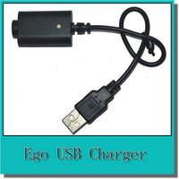 ego usb charger joyetech - electronic cigarette ego USB Charger usb cable line for joyetech e cigarette ecig ego c ego t ego q ego w X6 battery