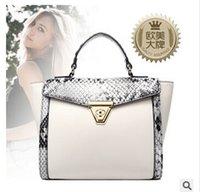 discount designer handbags - brand Serpentine handbag tote bags new fashion women bags handbags designers discount handbags PU leather wallets for women m0429