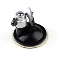 Wholesale Hot Dashboard Suction Cup Mount Tripod Car CameraTripod Holder Shutterbug Gift Drop Shipping
