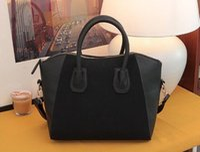 Wholesale Fashion Bags Designer Women s Nubuck Leather Patchwork Handbags Smiley Bag Women Shoulder Messenger Bags Ladies Bags