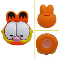 bamboo garfield - Garfield cat small Coin Piggy Bank saving money box figure cm new Cartoon Anime