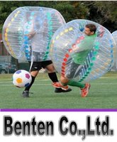 best soccer balls - Best Price m m m PVC zorb ball inflatable bumper ball bubble football bubble soccer LLFA3996F