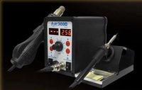 Cheap A-BF 300D Intelligent digital heat gun desoldering station