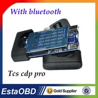 Cheap 2016 hot sale DS150E cdp pro 2014.3 new version with bluetooth free shipping factory best price
