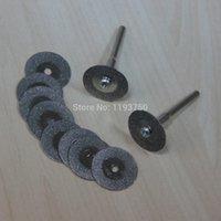 Wholesale 10pcs mm Diamond Cutting Disc Dremel Rotary Tools Accessories