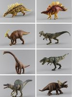 allosaurus dinosaurs - pvc figure Large plastic dinosaur toy model of Tyrannosaurus Allosaurus meandering dragon