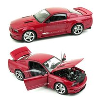 aa bus - Special offer shipping AA Alto original car models Mustang Saleen S281 alloy automobile simulation model