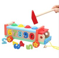 Cheap Wooden Hammering Best wooden toys