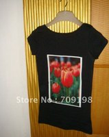 Wholesale A4 size heat transfer paper t shit decal paper sublimation papers dark color