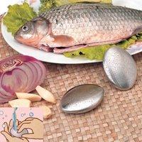 Wholesale rvs zeep keuken knoflook vis ontsmetten geur geur te verwijderen uit handen retail magische geur elimineren van keuken bar