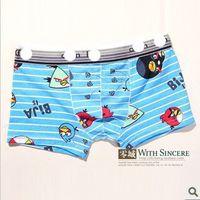 animated blue bird - Men s boxer pants pants animated cartoon bird new men underwear panties The boxer pants pants