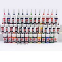 beijing color - Beijing Tiger tattoo equipment tattoo pigment FTTATTOO brand ML color suit safe and easy color