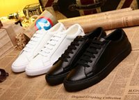 beading projects - Common Projects Style Hi Street Hi Fashion Simple Contracted Low Sneakers Men Size