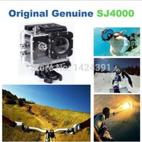 go pro - Original gopro style digital camera SJ4000 profissional underwater Waterproof camera P go pro Wide Angle