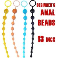 Cheap Butt Plugs anal beads Best Unisex Silicone anal butt plug