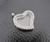 Cheap Metal locket Best Cross Zinc Alloy floating charms