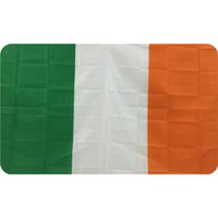 ireland - Cheap x5ft Ireland Flag Polyester Flags x150cm Celebration Supplies Accepted Costom Any Size flag Banner Low Price IE