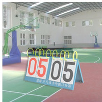 basketball scores - Hot Sale Digit Flip A Score Multi Sports Flip Scoreboard for Basketball Tennis ASAF