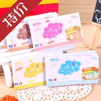 Wholesale A07 stationery cartoon mood note this mini Scratchpad creative paper notes Specials