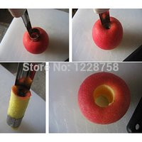 pear corer - A24 Stainless Steel Core Seed Remover Apple Fruit Pear Corer Easy Twist Kitchen Tool IA854 P