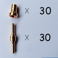 Wholesale LG PT Air Plasma Cutter Cutting Torch Extended Nozzle TIPs Fit CUT40 CUT D CT PK Soldering iron