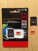 Cheap 8GB 16GB 32GB 64GB 128GB Class10 Pro Extreme PLUS Micro SD TF Memory Card MicroSDXC UHS-1 HD Video for Smart phones Tablet 30pcs