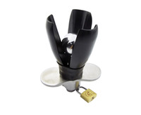 anal chastity - The Deluxe Anal Plug Stretching Lock Chastity Device RRP More Than Gay BDSM Fetish Gimp