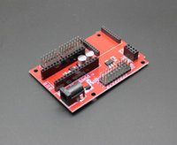 Wholesale hot sell Nano P IO wireless sensor expansion board for XBEE and NRF24L01 Socket for arduino