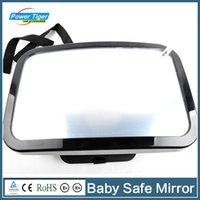 Wholesale 2014 Brand New Car Baby Safety Mirror Best Selling Car Back Seat Baby Safety Mirror With Adjustable Functions