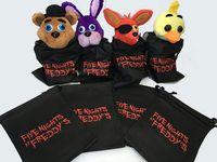 bagging jokes - Five Nights At Freddy s FNAF Bear Plush Toys Receive Bag Kids Storage Bags Jokes Funny