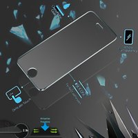 anti radiation screen protector - For apple iphone s c tempered glass screen protectors mm Arc edge Ultra thin screen protective film Anti radiation