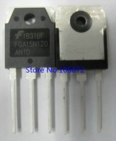 Wholesale 2 New FGA15N120 FGA15N120ANTD A V IGBT Good Quality Guaranteed Fast and
