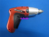 Wholesale KLOM New Cordless Pick Gun locksmith tool rechargeable electric pick auto lock opener car pick up sets S052