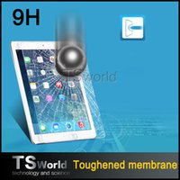 airs curve - 0 mm ipad Tempered Glass Screen Protector For Ipad Ipad mini Ipad Air Film Tablet H Tempered Glass Retail Package