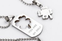 best father - 2016 father couple necklaces or best friends pendant chain of love ALLOY COUPLE pendant necklace gift of love and Valentine s Day ZJ